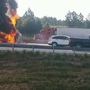 Burn victim from fiery I-75 crash passes away
