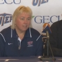 UTEP's Keitha Adams interviews for head coach position at Wichita State
