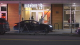 Police search for driver who crashed into Burnside 26 apartment building