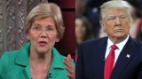 'You mean Pocahontas?' Trump once more mocks Warren's Native American heritage