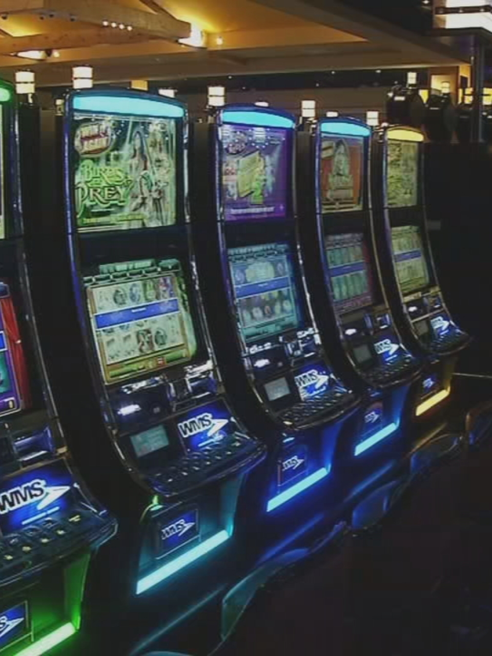 Excalibur casino game set