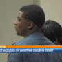 Second suspect accused of shooting child, in court