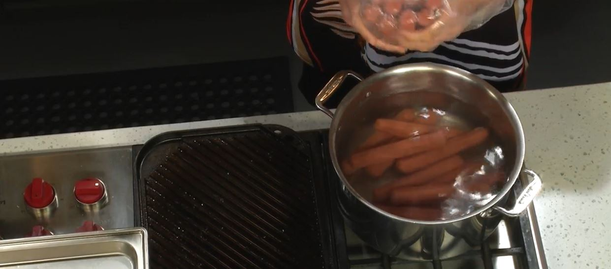 The Utah Hot Dog. (Photo: KUTV)