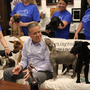 John Calipari turns Louisville fan's barb into positive pub for pups