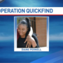 OPERATION QUICKFIND CANCELLED: Diane Pernell