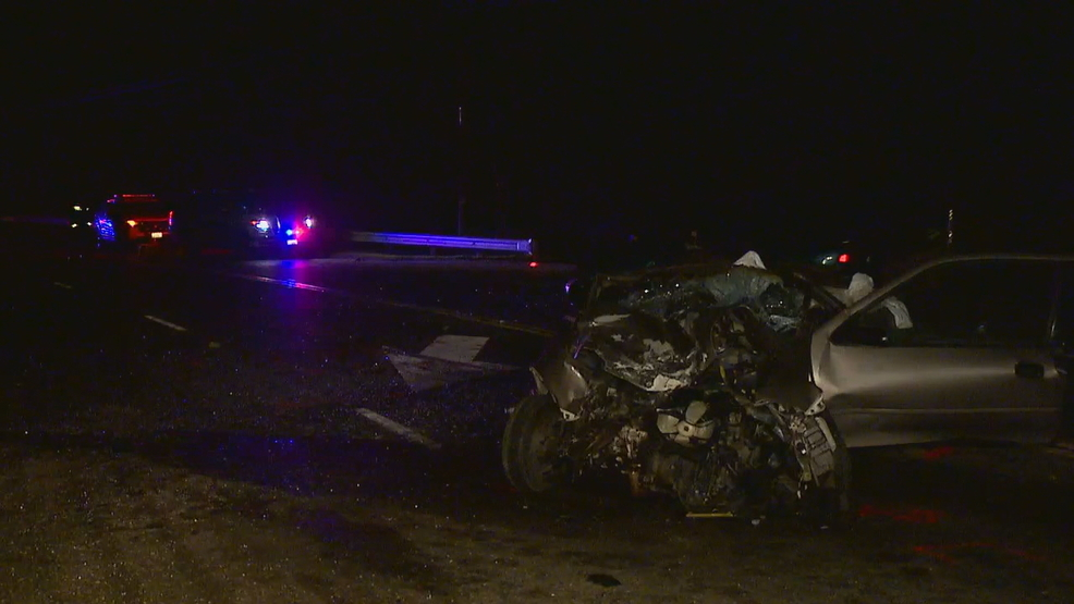 1 dead, 3 injured in crash involving suspected drunk driver near