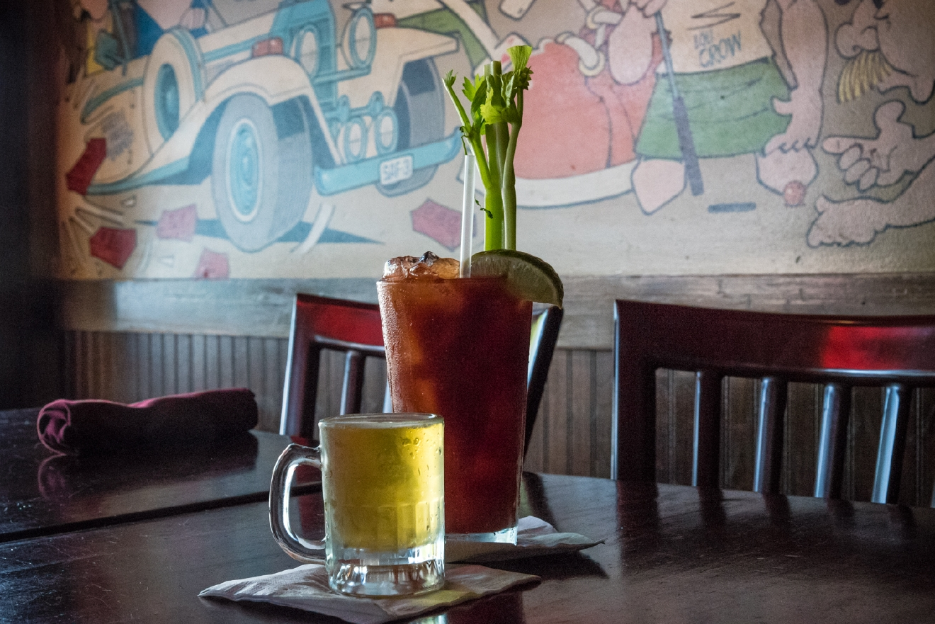 Arthur's Bloody Mary / Image: Phil Armstrong, Cincinnati Refined