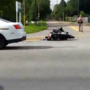 Motorcyclist injured in Crestview collision