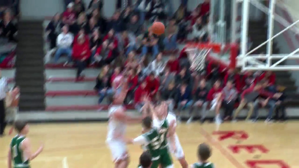 12.16.16 Video- Brooke vs. St. Clairsville- high school boys basketball