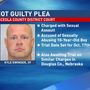 Former coach pleads not guilty to sexual assault