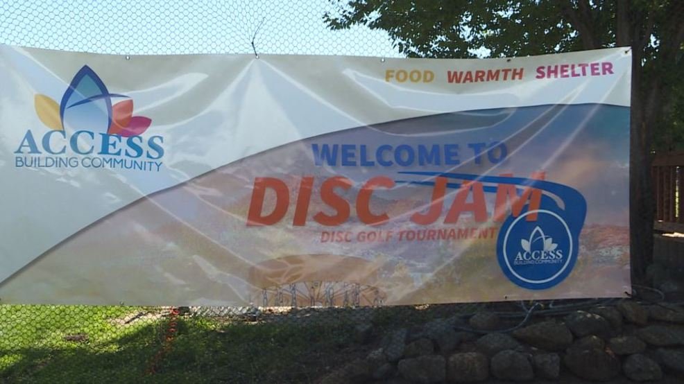 First time Disc Jam event spreads awareness about Access, a local non-profit