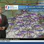 Jim Caldwell's Forecast | Arctic air hangs around today