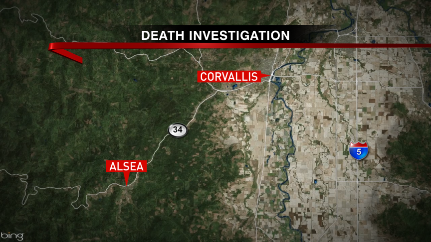 The death of a woman in her 20s found in a remote forested area appears suspicious, the Benton County Sheriff's Office said.  Deputies responded to the scene outside Alsea around 5 p.m. Monday.