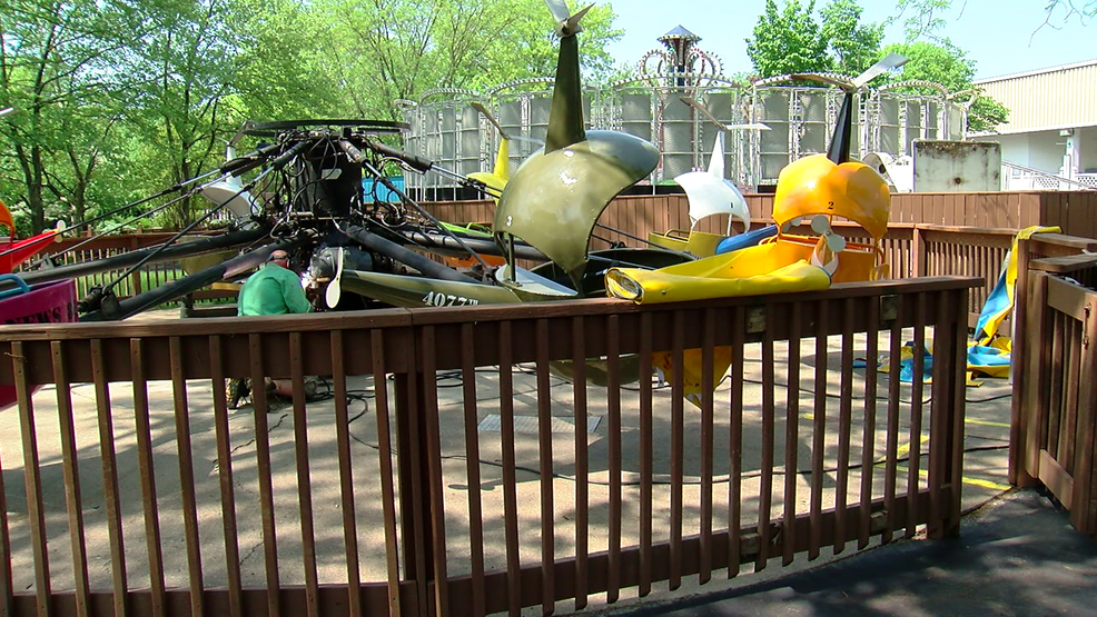 Here's why Coney Island is getting rid of all of its rides - WKRC TV Cincinnati