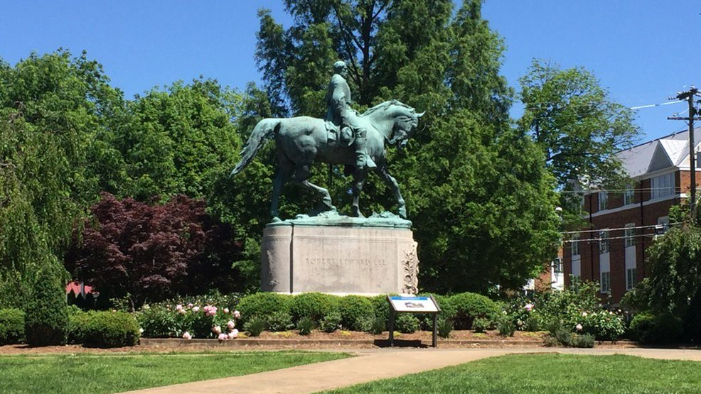 Charlottesville says state law doesn\'t protect Lee statue | WSET