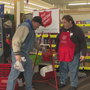 Salvation Army seeking donations to reach red kettle campaign goal