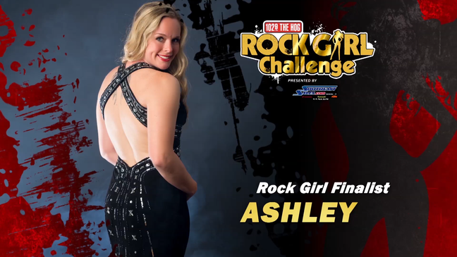 Rock Girl 2017 | Finalist Sizzle: Ashley