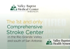 The 1st and only Comprehensive Stroke Center