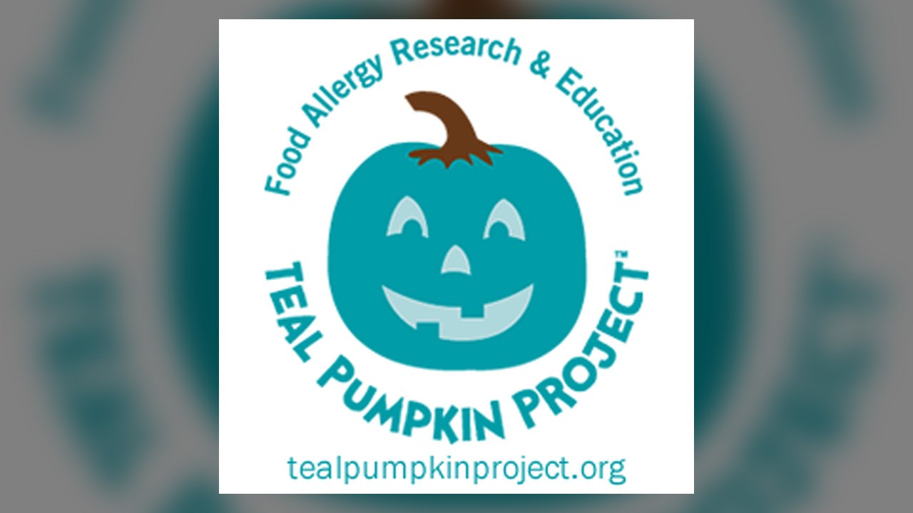 Teal Pumpkin Project continues to raise awareness, inclusion (Food Allergy Research & Education / MGN Online)