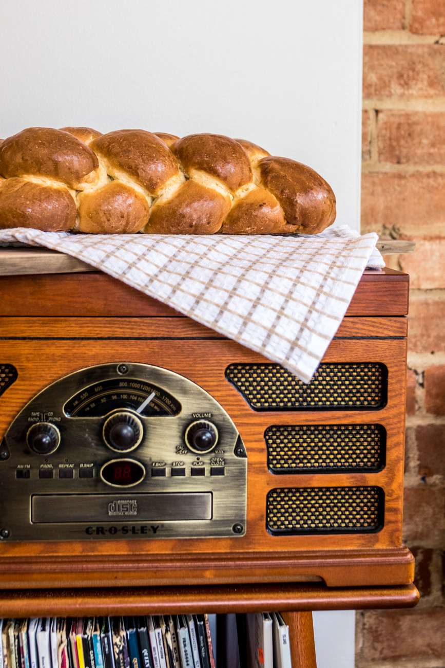 Challah bread / Image: Catherine Viox{ }// Published: 7.14.20