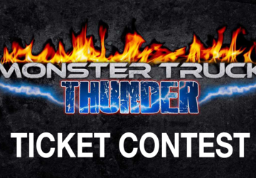 Monster Truck Thunder Ticket Contest