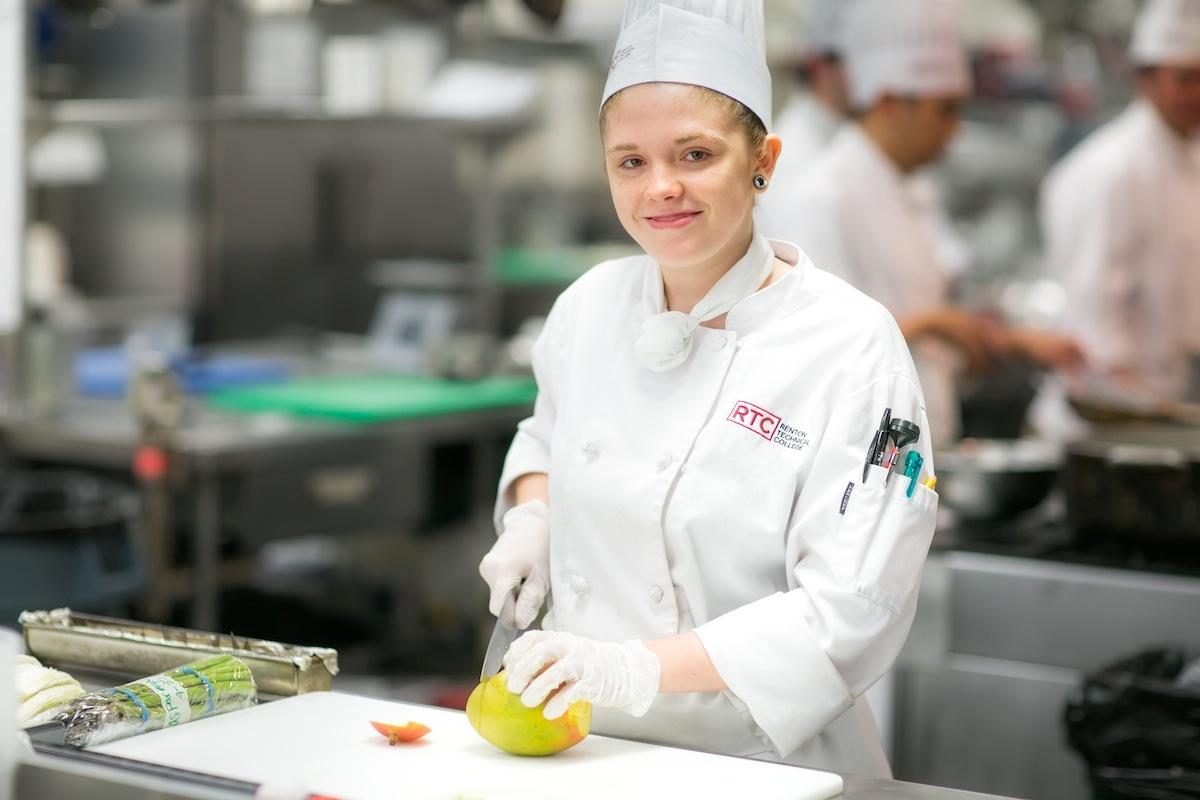 If you're looking for a change of pace in your professional life, try your hand at a career in culinary arts, healthcare, education and more at Renton Technical College.  Classes begin September 22nd.  To learn more call 425-235-2352 or click here.