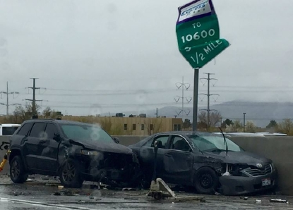 I-15 closure to impact evening commute after deadly multi