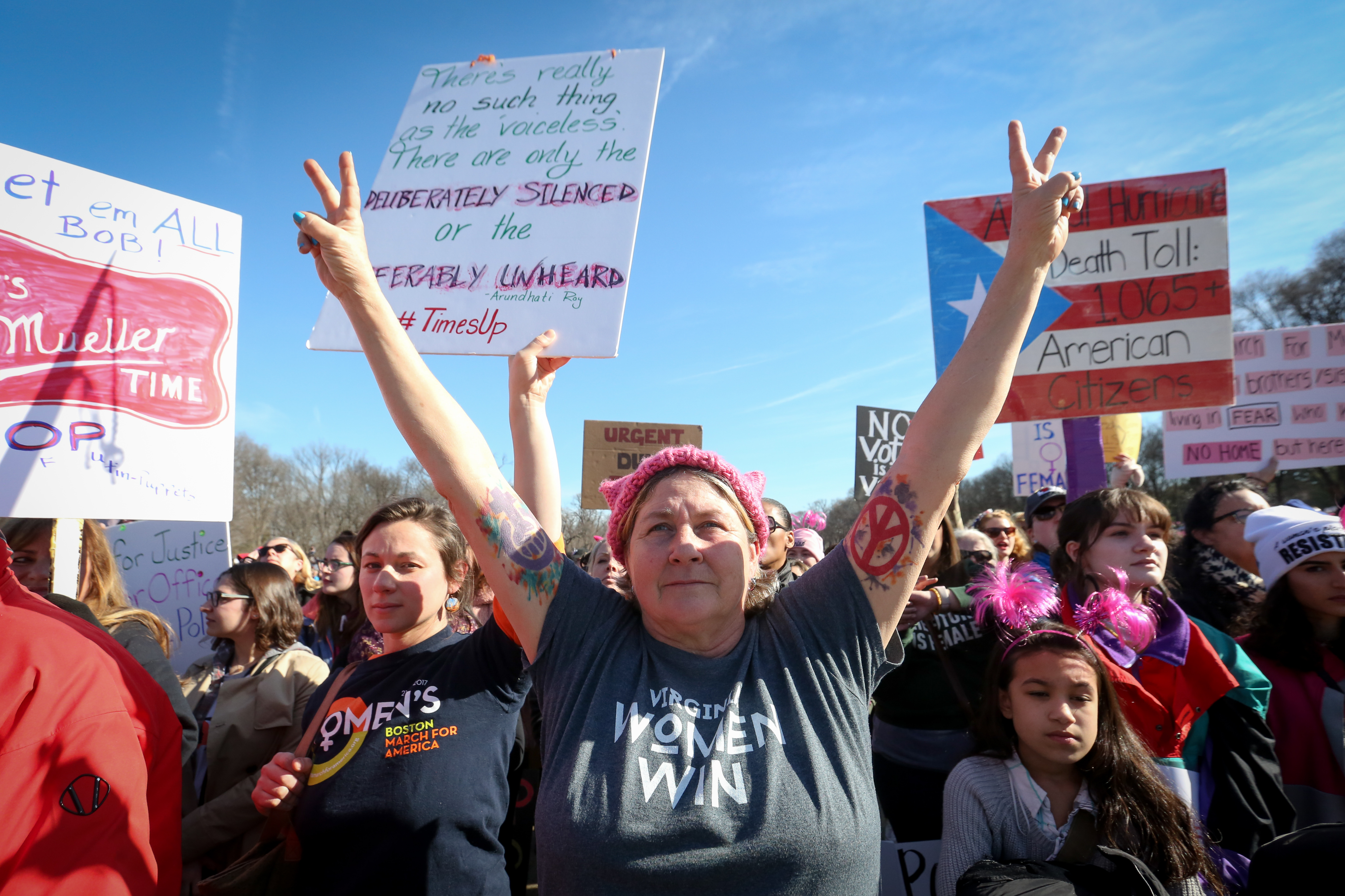 "The third annual march returns to D.C. this Saturday, with more than 6,000 people marked as ""going"" on the official Facebook event page. (Image: Amanda Andrade-Rhoades/ DC Refined)"