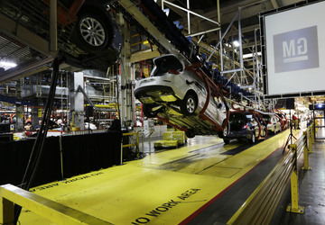 GM extends summer shutdown at 2 car plants as demand falls