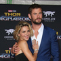 Chris Hemsworth: '12 Strong' shoot with Elsa Pataky was a little holiday