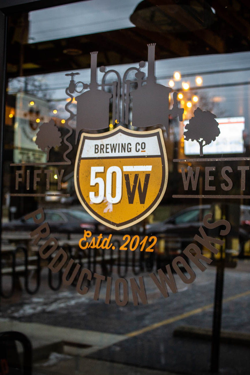 Fifty West Brewing Company was the first to provide organized running groups to its patrons, and this year marks its first official marathon training group. Runners get together to cheer each other on along different routes throughout the city for four months, leading up to the Flying Pig Marathon. With the help of professional trainers and coaches during group runs, each participant can gain expert training while going at their own pace. Each group run ends with a drink from different bars throughout the season. / Image: Katie Robinson, Cincinnati Refined // Published: 1.27.19