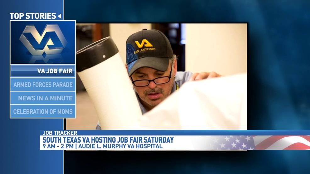 South Texas VA hosting job fair to fill San Antonio
