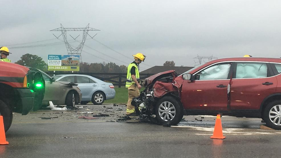 Nissan Columbus Ohio >> Man dies after two-vehicle crash on U.S. 23 in Delaware County | WSYX
