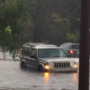 KDPS assists stranded motorists after flooding in the area