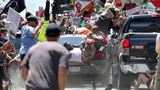 Mother of suspect in Virginia car-ramming says he told her he was going to the rally