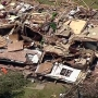 VIDEO: Aerial view of Texas town shows devastating tornado damage