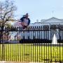 Plans in place for a stronger, taller White House fence