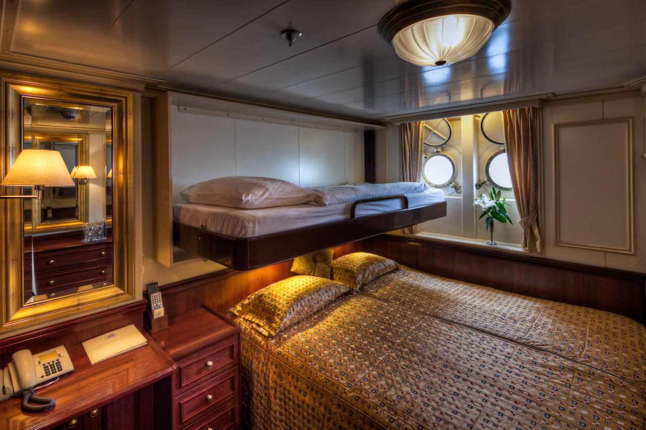Photos Inside The World S Largest Full Rigged Sailing