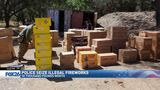 Cal Fire busts 25 tons of illegal fireworks