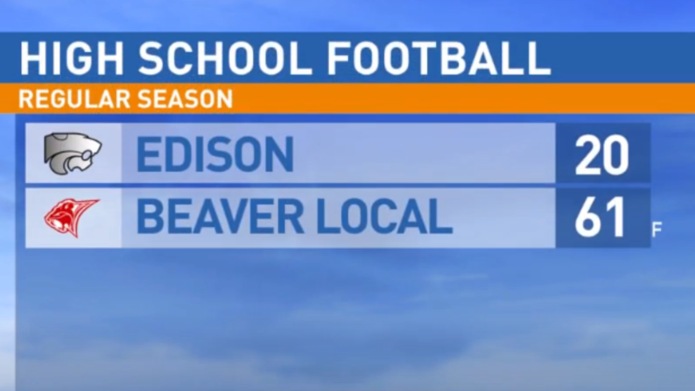 9.27.19 Highlights: Edison at Beaver Local