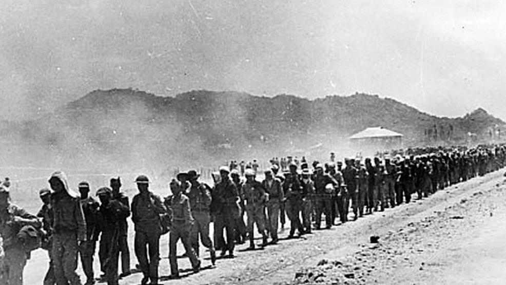 the brutal and barbaric journey of the bataan death march