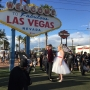 A White, Silver & Black Wedding: Raider Nation crashes British couple's ceremony