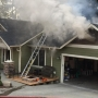 Bremerton family displaced after fire damages home