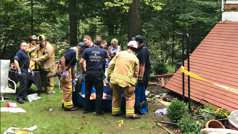 Mass Casualty Incident Reported After Deck Collapse In Ellicott City