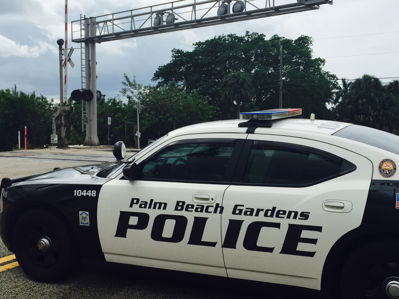 Motorcycle crash driver taken to hospital wpec - Palm beach gardens police department ...