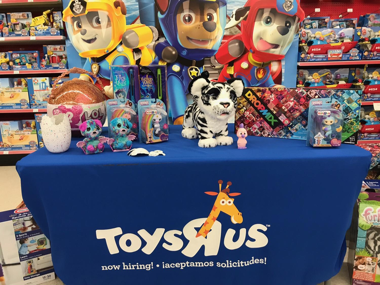 "The Asheville Toys ""R"" Us will be open around the clock starting Thursday morning through Christmas Eve. (Photo credit: WLOS Staff)"