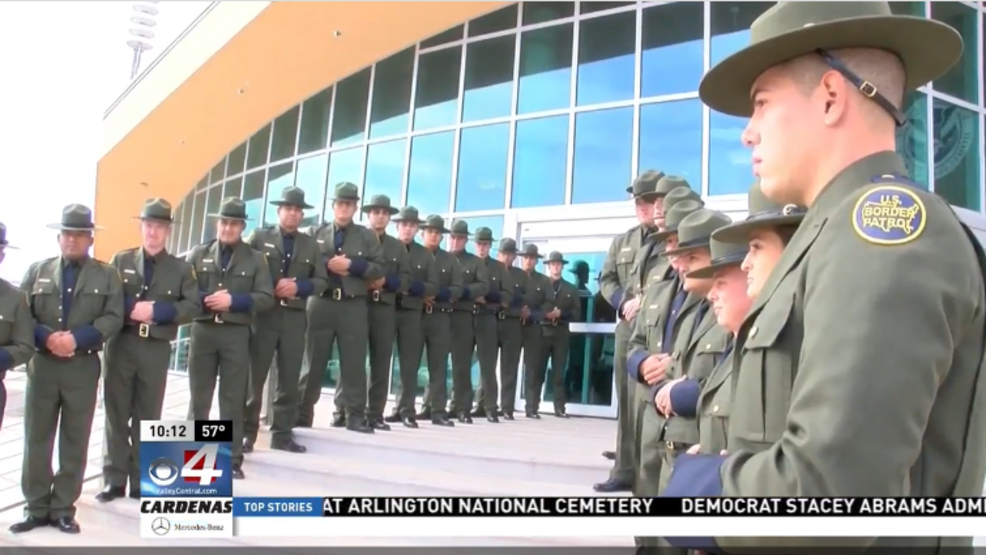 CBS 4 Special Report: Inside The Border Patrol Academy, Part