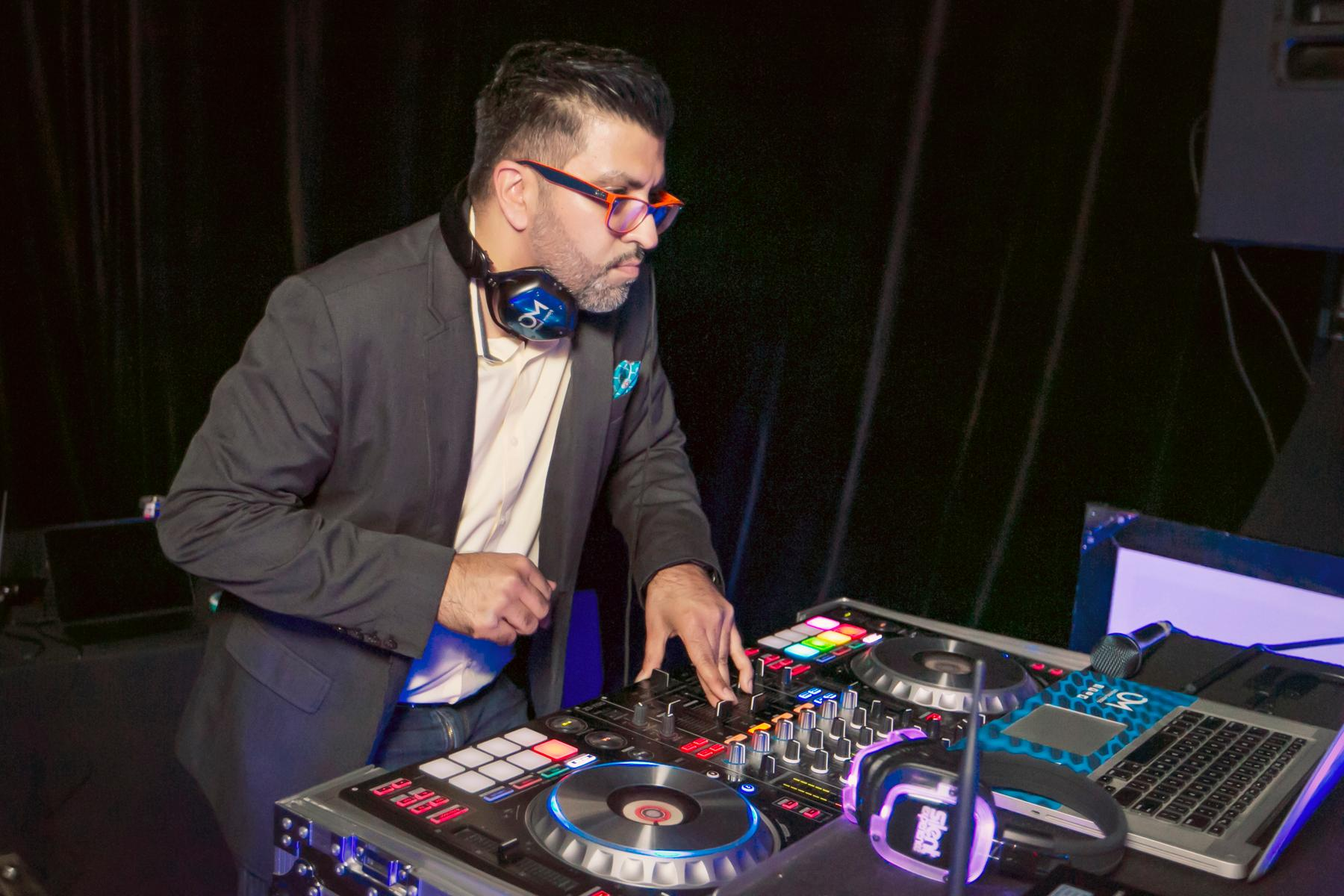 Dj Vikas / Image: Mike Bresnen Photography
