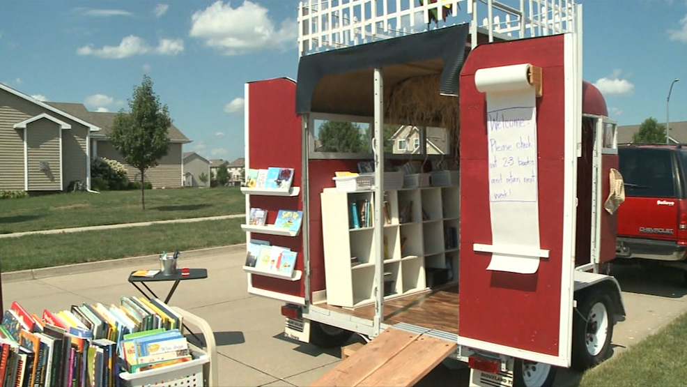 Ankeny Teacher on Mission to Get Kids Hooked on Reading