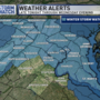 Winter Storm Watch: Snow totals creeping up